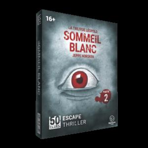 50 CLUES - LA TRILOGIE LEOPOLD - SOMMEIL BLANC