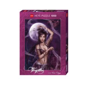 PUZZLE HEYE - C. ORTEGA : Le Voile - 1000 pièces