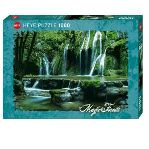 PUZZLE HEYE - Cascades - 1000 pièces