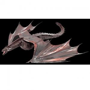 Metal Earth - ICONX – Game of Thrones - Drogon – Maquette 3D en métal