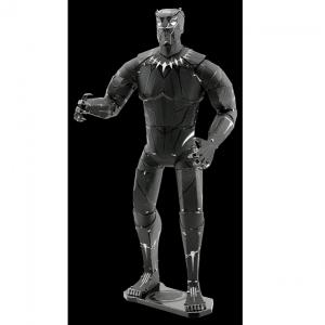Metal Earth - Marvel Avengers - Black Panther - Maquette 3D en métal