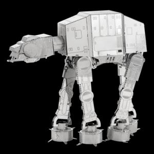Metal Earth Star Wars – AT-AT – Maquette 3D en métal