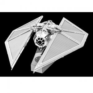 Metal Earth Star Wars – Agresseur TIE – Maquette 3D en métal