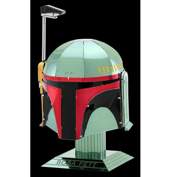 Metal Earth Star Wars – Casque Boba Fett – Maquette 3D en métal