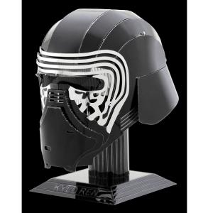 Metal Earth Star Wars – Casque de Kylo Ren – Maquette 3D en métal