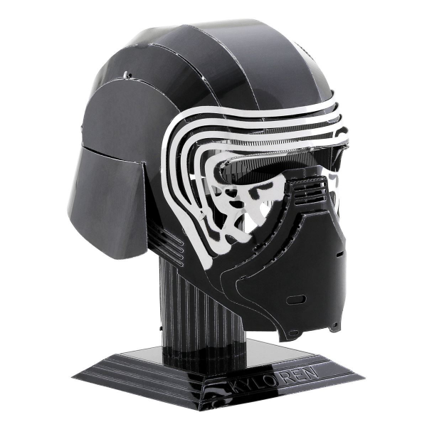 Metal Earth Star Wars – Casque de Kylo Ren – Maquette 3D en métal