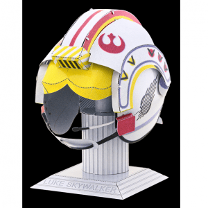 Metal Earth Star Wars – Casque de Luke Skywalker – Maquette 3D en métal