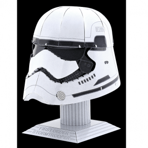 Metal Earth Star Wars – Casque de Storm Trooper – Maquette 3D en métal