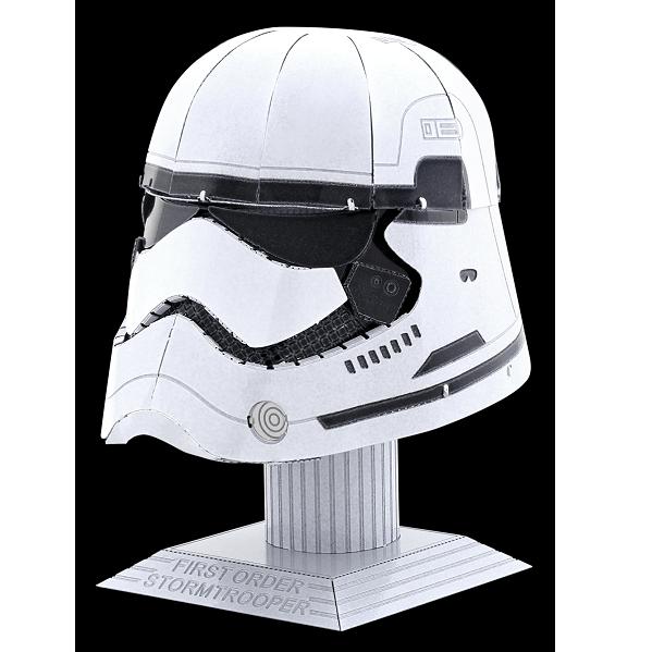 Metal Earth Star Wars – Casque de Storm Trooper – Maquette 3D en métal