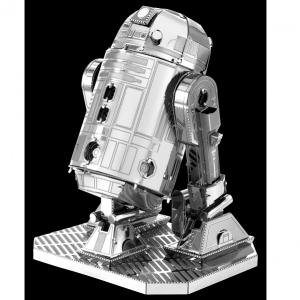 Metal Earth Star Wars – R2-D2 – Maquette 3D en métal