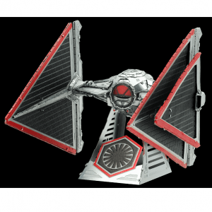 Metal Earth Star Wars – Sith TIE Fighter – Maquette 3D en métal