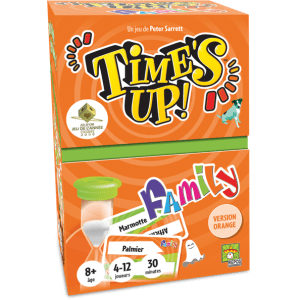 TIME'S UP FAMILY 2 (ORANGE)