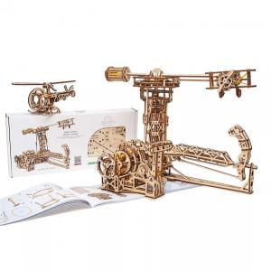 Aviator Ugears – Puzzle 3d en bois