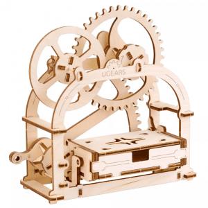 Boite mécanique Ugears – Puzzle 3d Mécanique en bois