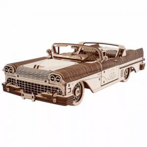Cabriolet VM-05 Ugears – Puzzle 3d en bois