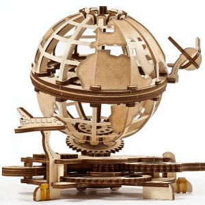 Globus Ugears – Puzzle 3d en bois