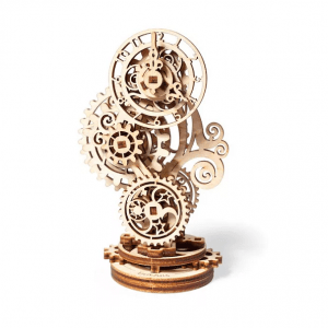 Horloge Steampunk Ugears – Puzzle 3d en bois