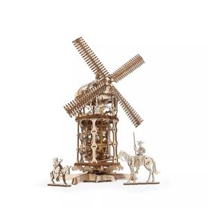 Moulin à Vent Ugears – Puzzle 3d en bois