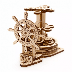 Navigateur à Crayons Ugears – Puzzle 3D en bois