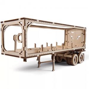 Remorque Poids-Lourd Ugears – Puzzle 3d en bois