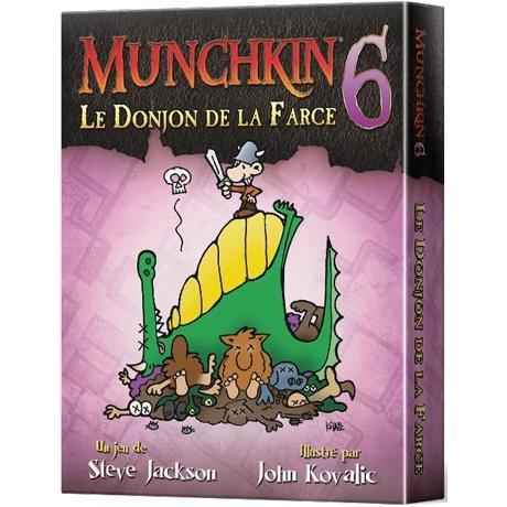 munchkin-6---le-donjon-de-la-farce