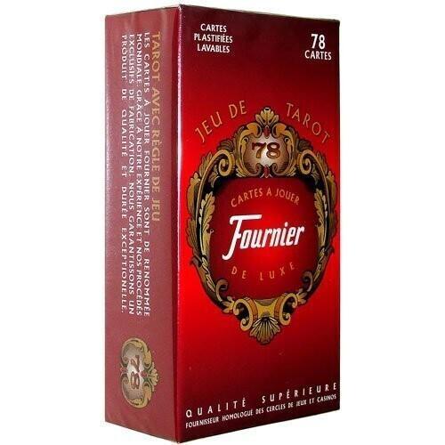 tarot-78-cartes-rouge-FOURNIER