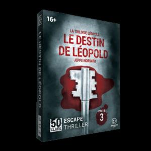 50 CLUES - LE DESTIN DE LEOPOLD