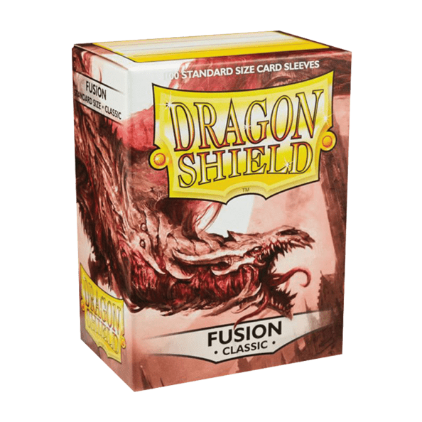 DRAGON SHIELD - FUSION