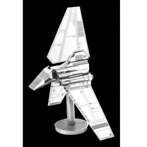 Metal Earth Star Wars – Navette T-4a Lambda – Maquette 3D en métal