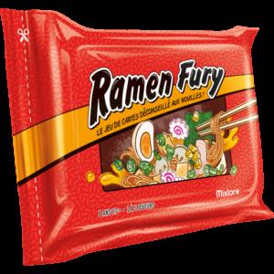 RAMEN FURY
