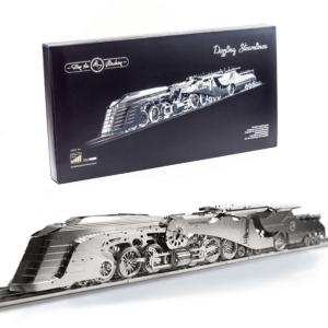 TIME FOR MACHINE - DAZZLING STEAMLINER - Maquette métal 250+ pièces