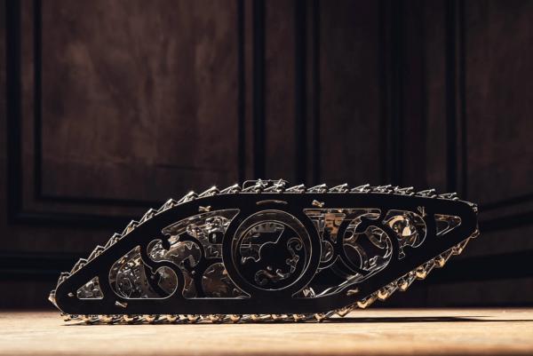 TIME FOR MACHINE - MARVEL TANK 2 - Maquette mécanique en métal 140 pièces