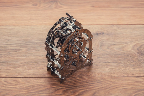 TIME FOR MACHINE - MYSTERIOUS TIMER 2 - Maquette mécanique en métal 60+ pièces
