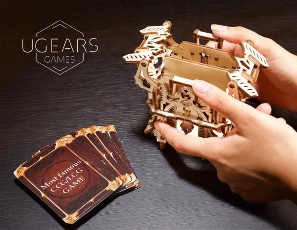 UGEARS - DECK BOX