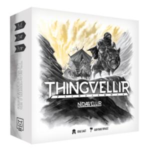 nidavellir-Thingvellir