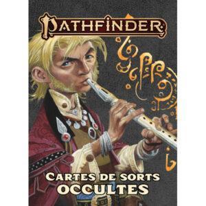 Pathfinder 2 - Cartes de sorts Occultes