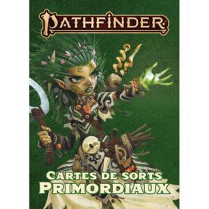 Pathfinder 2 - Cartes de sorts Primordiaux