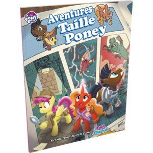 TAILS OF EQUESTRIA - AVENTURES TAILLE PONEY