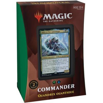 Commander - Quandrix Quantique