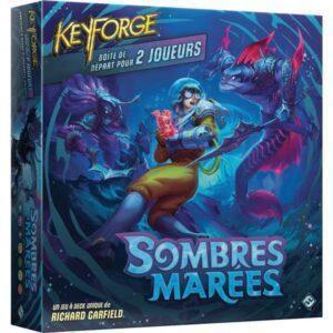KEYFORGE - SOMBRES MARÉES - BOÎTE DE DÉPART