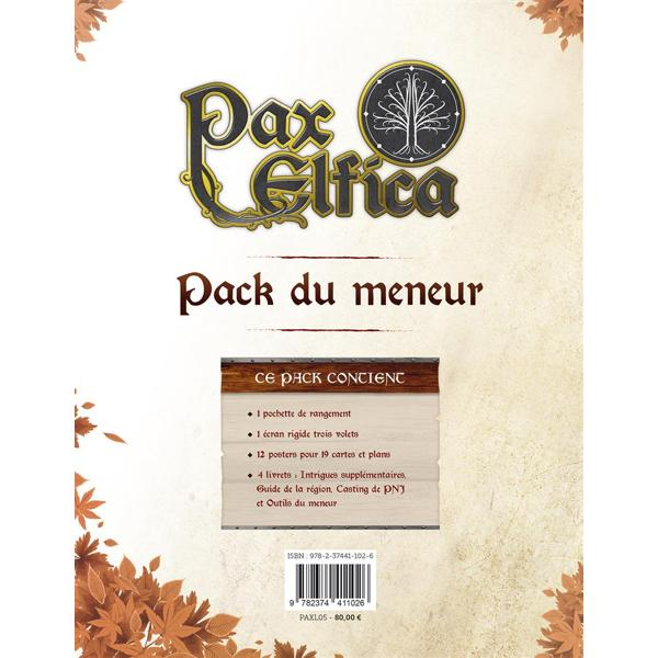 PAX ELFICA - PACK DU MENEUR