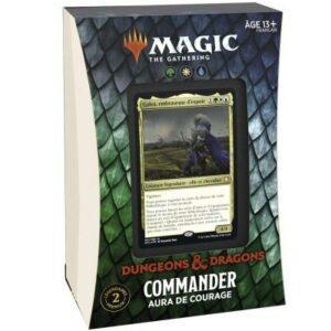 Commander - Aura de Courage