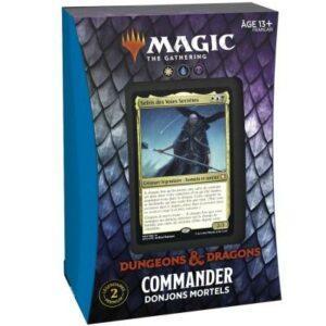 Commander - Donjons Mortels