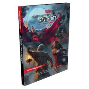 D&D 5 - VAN RICHTENS GUIDE TO RAVENLOFT