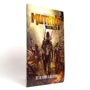 Mutant Year Zero - Set de plans et jetons