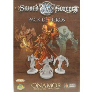 Sword & Sorcery pack de héros Onamor