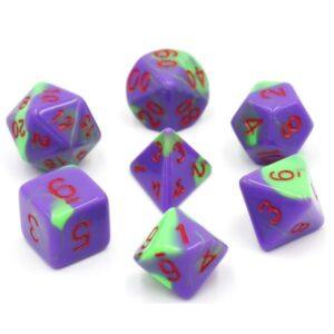 hdb-14-lot-de-7-des-fusion-vert-et-violet-chiffres-rouges