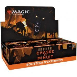 display d'extension Innistrad - chasse de minuit
