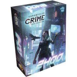 CHRONICLES OF CRIME MILLENIUM – 2400